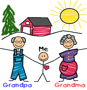 Grandparents-drawing