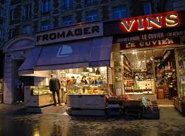 fromage vins
