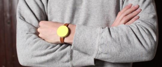 durr montre sans aiguilles