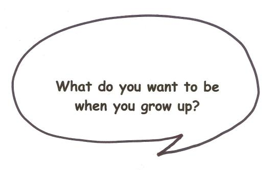 When I Grow Up Quote