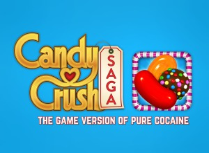 candy crush cocaine
