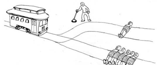 trolley dilemma